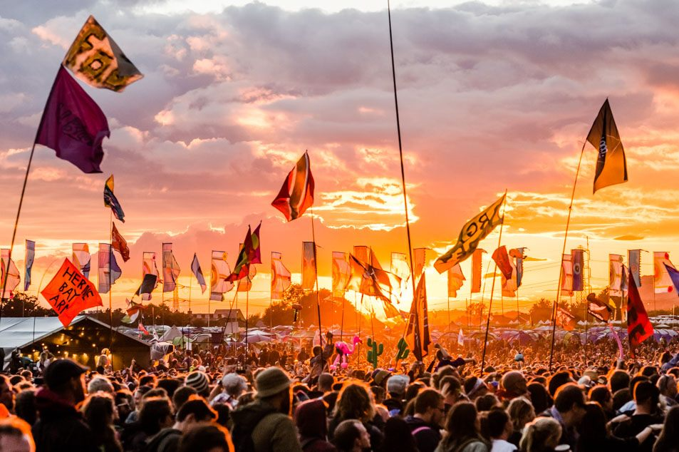 Pink Marmalade's Places and Spaces – Glastonbury 2019