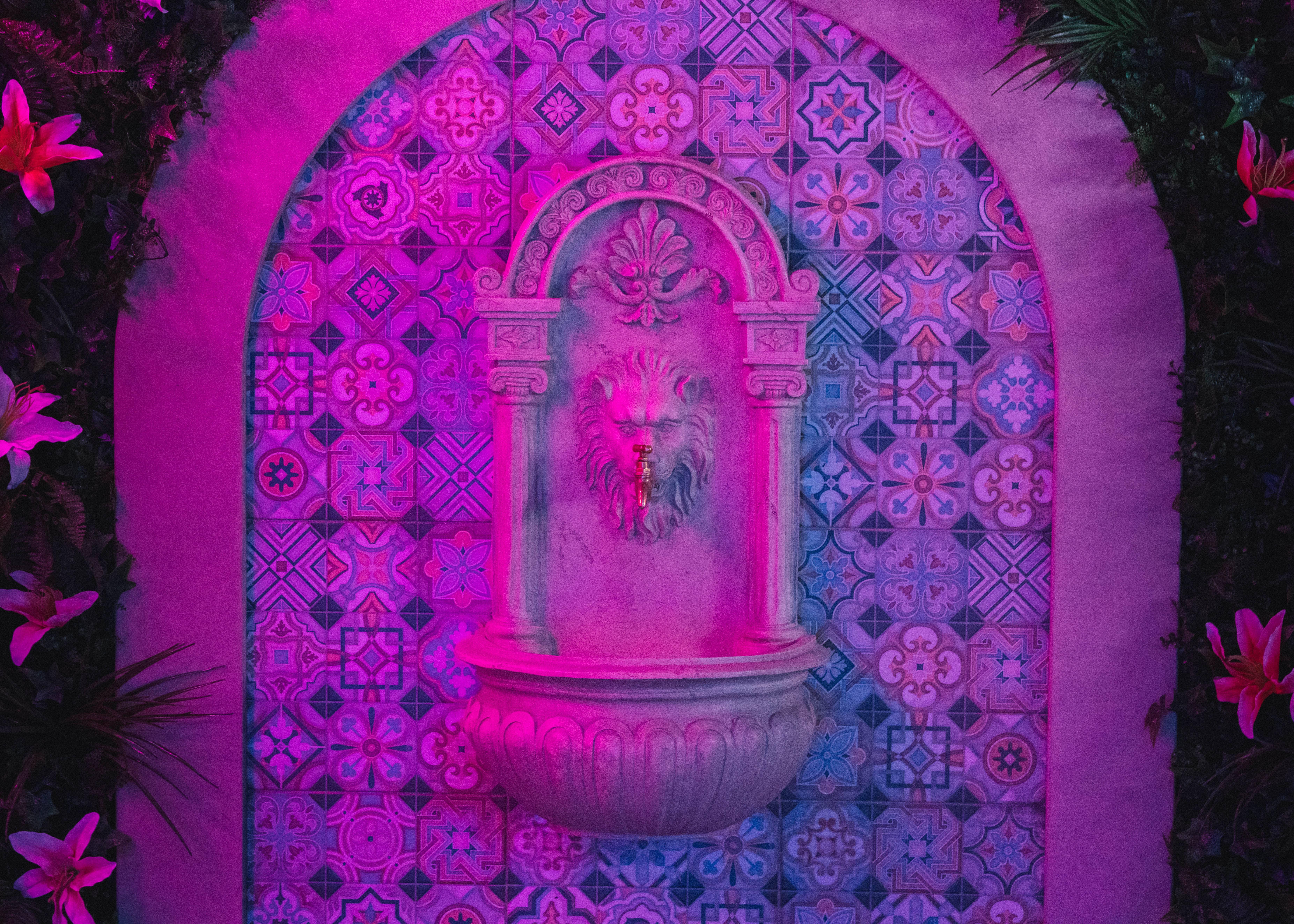 Punchy Fountain 3 min