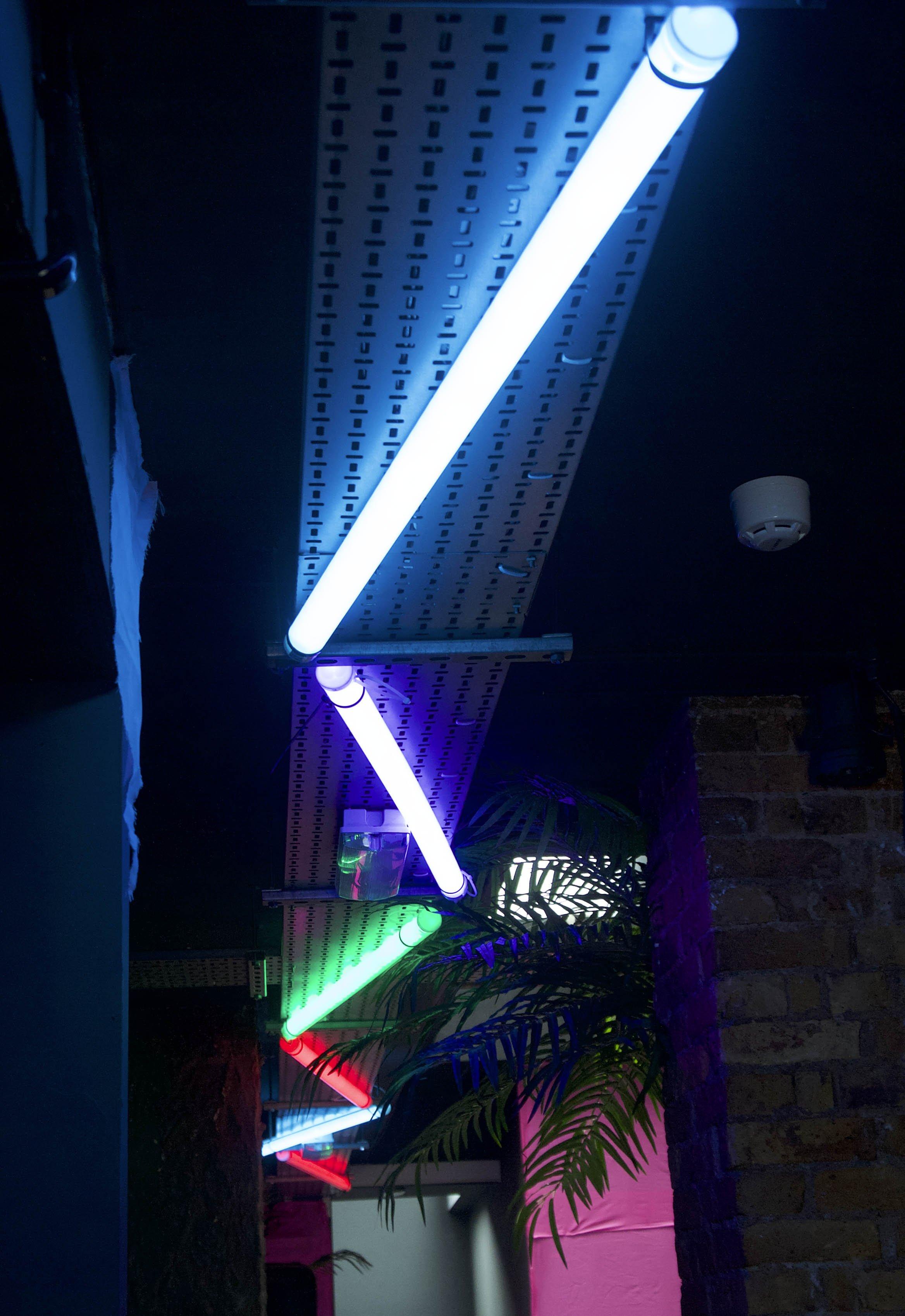 Punchy Strip Lights