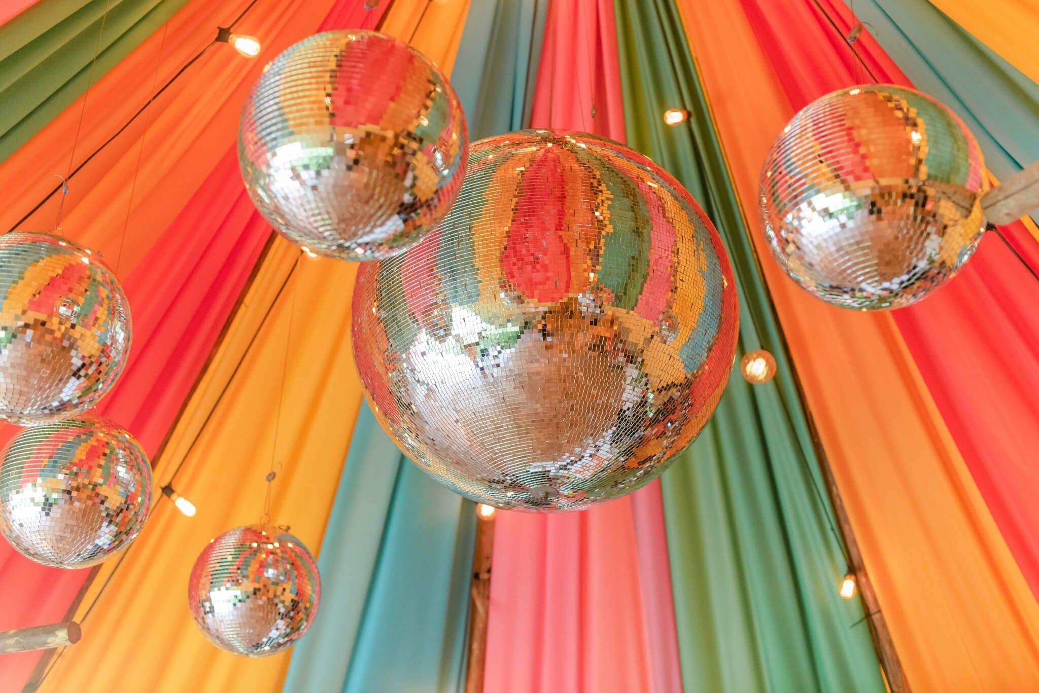 Disco balls daisy lillingston