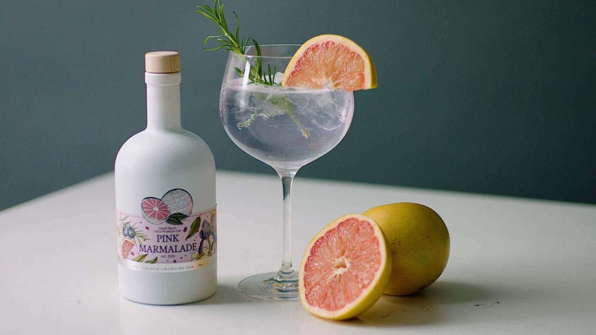 Introducing Our Flagship Gin…